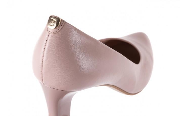 Czółenka bayla-056 5051-1104 róż lico 19, skóra naturalna - skórzane - szpilki - buty damskie - kobieta 6
