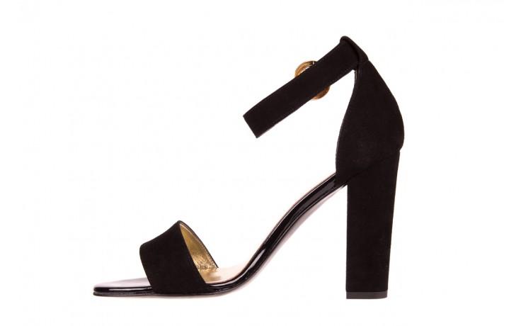 Sandały bayla-056 8024-21 czarne sandały, skóra naturalna  - bayla - nasze marki 2
