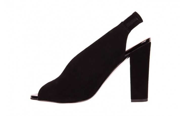 Sandały bayla-056 8043-21 czarne sandały, skóra naturalna  - bayla - nasze marki 2