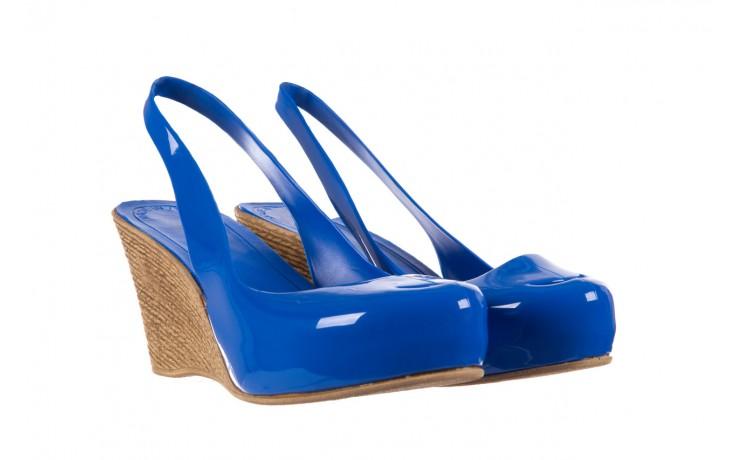 Sandały bayla-064 coco blue. granat, guma 1
