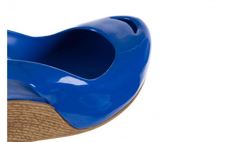 Sandały bayla-064 coco blue. granat, guma 5