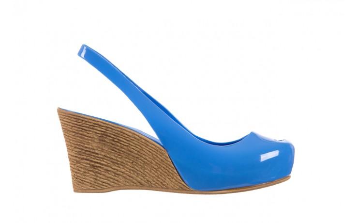 Sandały bayla-064 coco light blue, niebieski, guma
