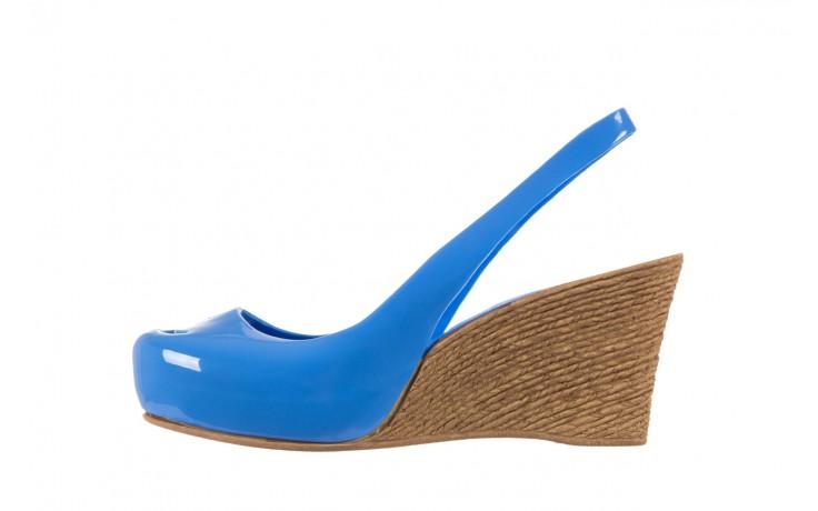 Sandały bayla-064 coco light blue, niebieski, guma 2
