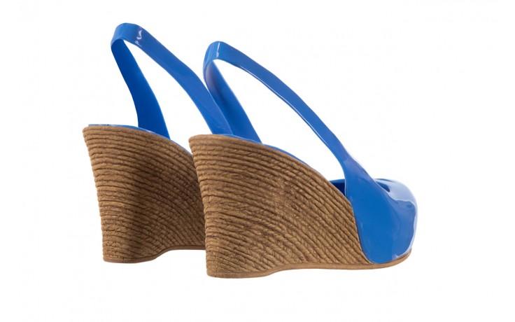 Sandały bayla-064 coco light blue, niebieski, guma 3