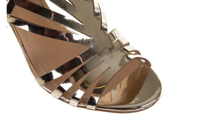 Sandały bayla-065 1388115 col ouro, złoty, skóra ekologiczna  - bayla - nasze marki 7