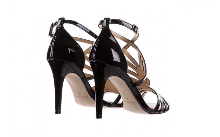 Sandały bayla-065 1388115 col preto, czarny, skóra ekologiczna lakierowana  - bayla - nasze marki 4