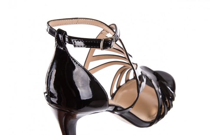 Sandały bayla-065 1388115 col preto, czarny, skóra ekologiczna lakierowana  - bayla - nasze marki 6