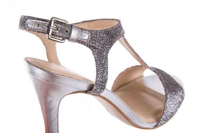 Sandały bayla-065 1388176 col prata, srebrny, skóra ekologiczna  - bayla - nasze marki 6