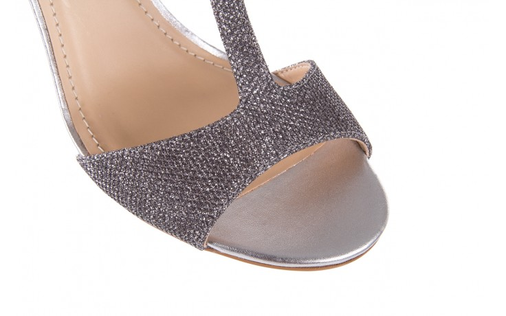 Sandały bayla-065 1388176 col prata, srebrny, skóra ekologiczna  - bayla - nasze marki 7