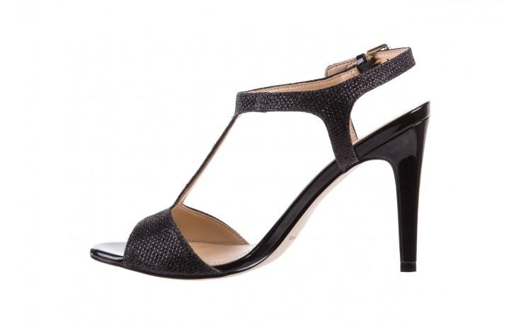 Sandały bayla-065 1388176 col preto, czarny, skóra ekologiczna - peep toe - szpilki - buty damskie - kobieta 3