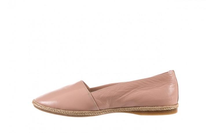 Mokasyny bayla-076 1566 różowy 18, skóra naturalna  - mokasyny i lordsy - półbuty - buty damskie - kobieta 2