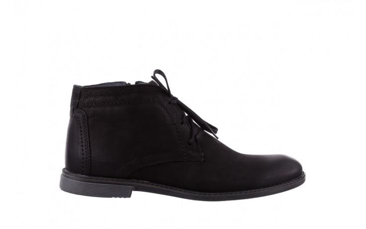 Trzewiki bayla-081 817 czarny, skóra naturalna  - trzewiki - buty męskie - mężczyzna