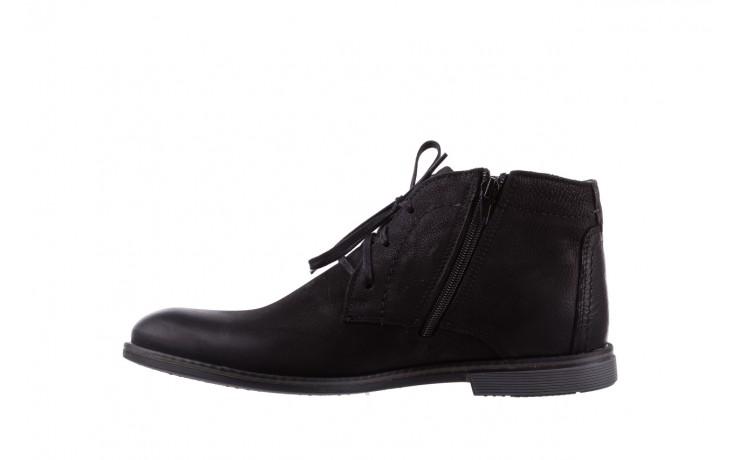 Trzewiki bayla-081 817 czarny, skóra naturalna  - trzewiki - buty męskie - mężczyzna 2