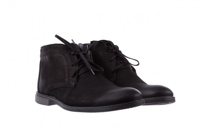 Trzewiki bayla-081 817 czarny, skóra naturalna  - trzewiki - buty męskie - mężczyzna 1