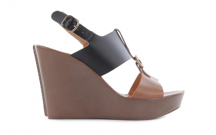 Sandały bayla-093 7202 black natural, czarny/brąz, skóra naturalna - bayla - nasze marki