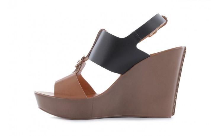 Sandały bayla-093 7202 black natural, czarny/brąz, skóra naturalna - bayla - nasze marki 2
