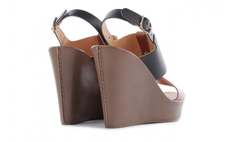 Sandały bayla-093 7202 black natural, czarny/brąz, skóra naturalna - bayla - nasze marki 3