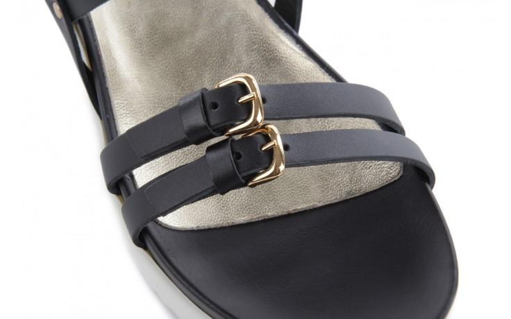 Sandały bayla-093 7554 black, czarny, skóra naturalna - bayla - nasze marki 5