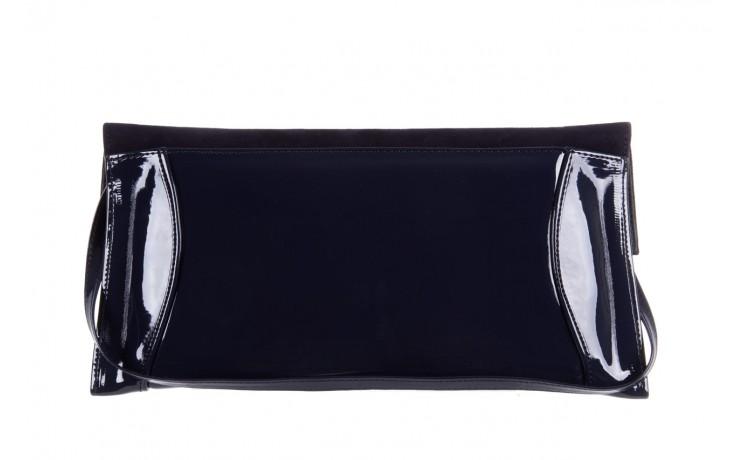 Bayla-097 torebka koperta sandra granat-zamsz - bayla - nasze marki 2