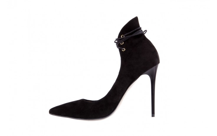Szpilki bayla-097 z6940-447 czarny, skóra naturalna - obuwie excl 10 - kobieta - nieprzecenione 2