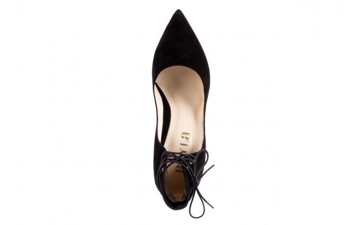 Szpilki bayla-097 z6940-447 czarny, skóra naturalna - obuwie excl 10 - kobieta - nieprzecenione 4