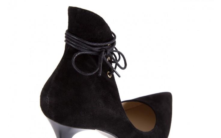 Szpilki bayla-097 z6940-447 czarny, skóra naturalna - obuwie excl 10 - kobieta - nieprzecenione 5