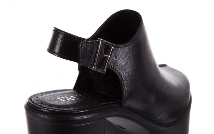 Sandały bayla-099 0184 sandro 04, czarny, skóra naturalna  - bayla - nasze marki 5