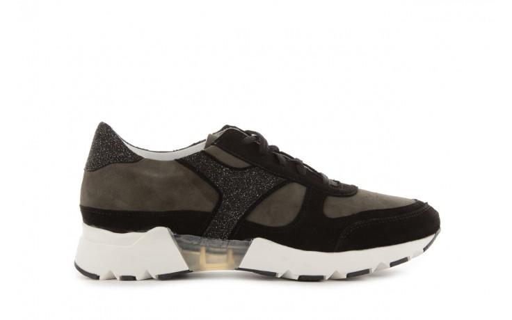 Sneakers bayla-099 8690 czarny, skóra naturalna - bayla - nasze marki