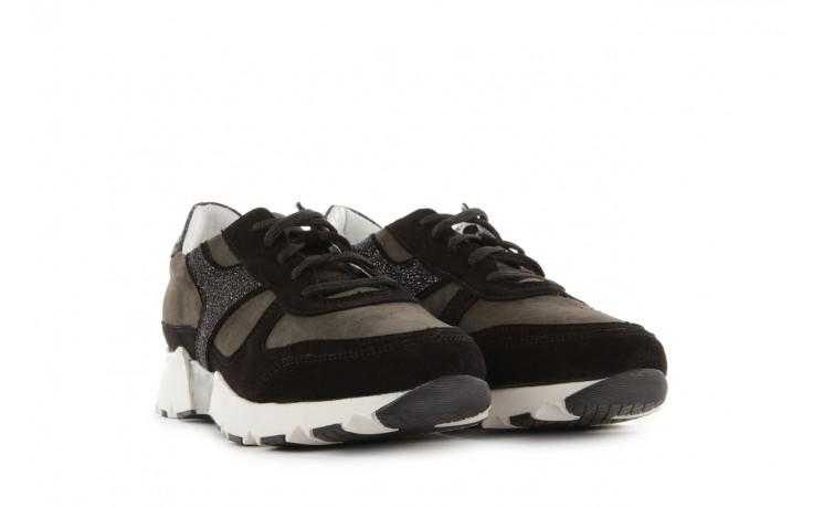Sneakers bayla-099 8690 czarny, skóra naturalna - bayla - nasze marki 1