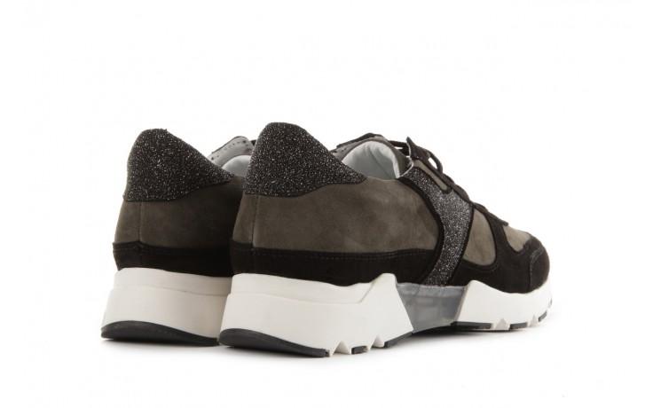 Sneakers bayla-099 8690 czarny, skóra naturalna - bayla - nasze marki 3