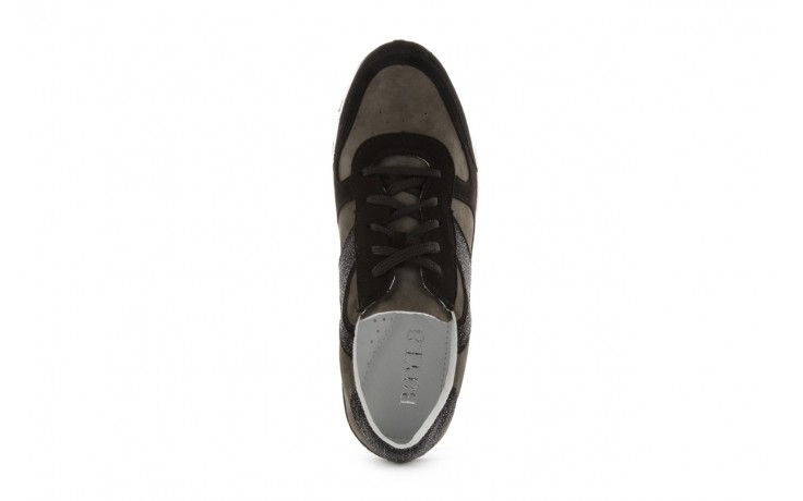 Sneakers bayla-099 8690 czarny, skóra naturalna - bayla - nasze marki 4