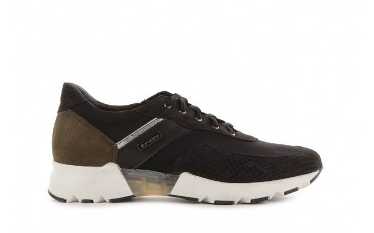 Sneakers bayla-099 8698 czarny, skóra naturalna - bayla - nasze marki