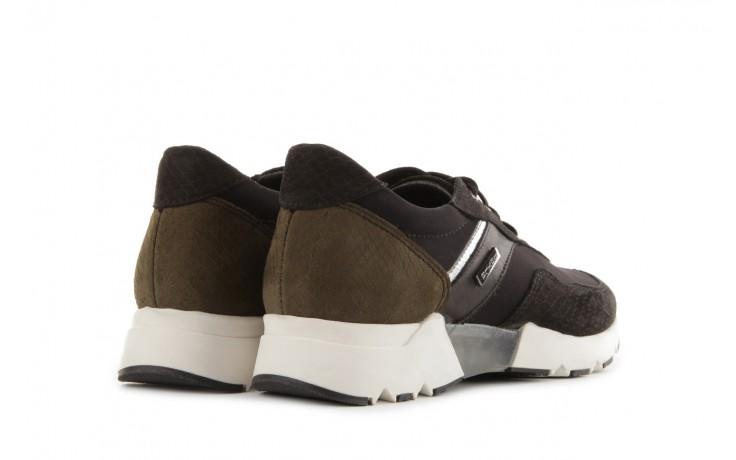 Sneakers bayla-099 8698 czarny, skóra naturalna - bayla - nasze marki 3