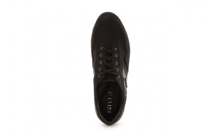 Sneakers bayla-099 8698 czarny, skóra naturalna - bayla - nasze marki 4