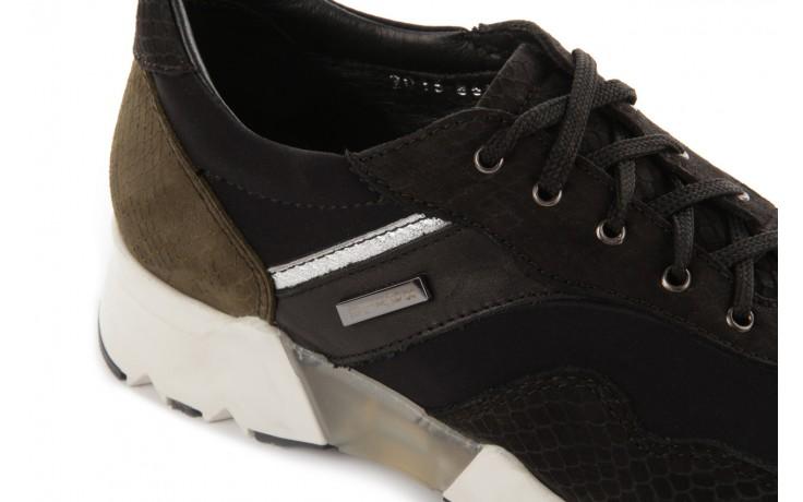 Sneakers bayla-099 8698 czarny, skóra naturalna - bayla - nasze marki 5