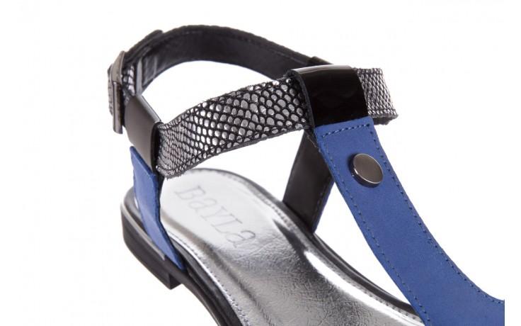 Bayla-100 431 s niebieski srebro - bayla - nasze marki 5