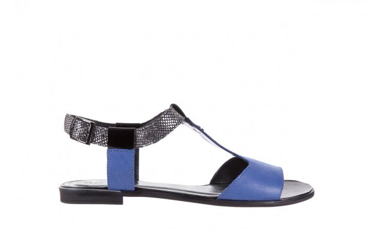 Bayla-100 431 s niebieski srebro - bayla - nasze marki