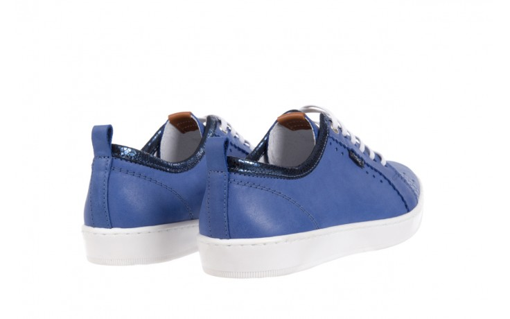 Trampki bayla-100 445s niebieski l, skóra naturalna  - bayla - nasze marki 3