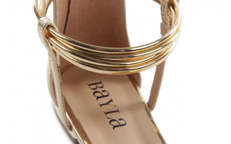 Bayla-109 854007 arraia gold laminated gold - bayla - nasze marki 6