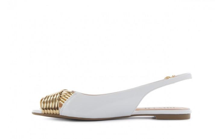 Bayla-109 869006 varnish white laminated gold - bayla - nasze marki 2