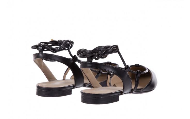 Sandały bayla-109 908008 napa black, czarny, skóra ekologiczna - bayla - nasze marki 3