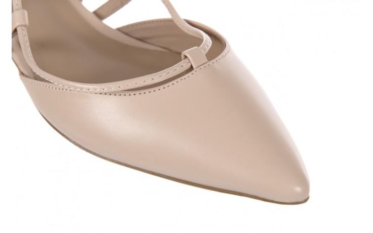 Sandały bayla-109 908008 napa cream, beż, skóra ekologiczna - bayla - nasze marki 5