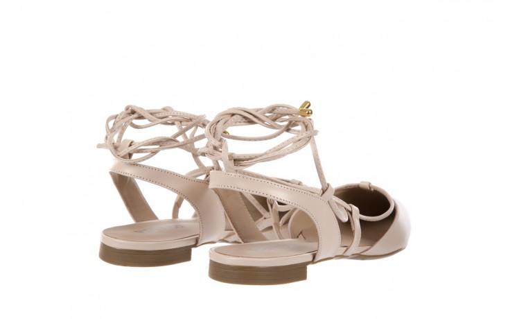 Sandały bayla-109 908008 napa cream, beż, skóra ekologiczna - bayla - nasze marki 3