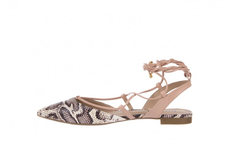 Sandały bayla-109 908008 s. ivory napa castor, beż/brąz, skóra ekologiczna - bayla - nasze marki 2