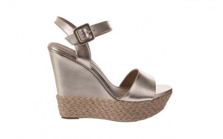 Sandały bayla-109 911001 np met gold rope nat, beż, skóra ekologiczna - bayla - nasze marki