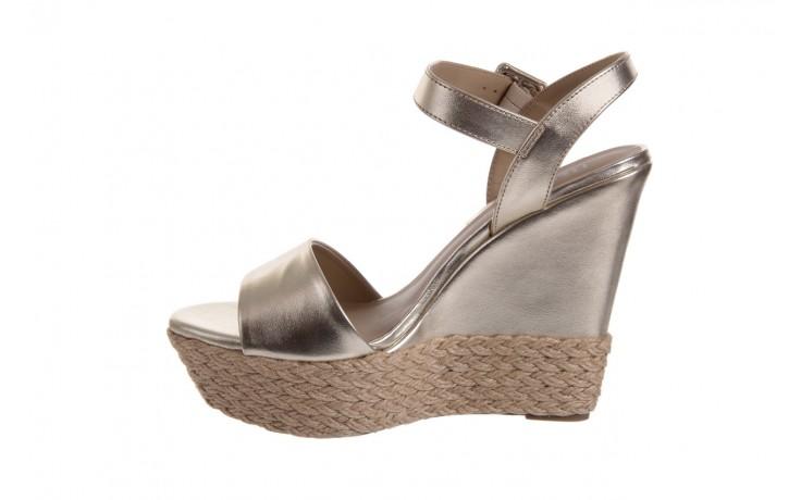 Sandały bayla-109 911001 np met gold rope nat, beż, skóra ekologiczna - bayla - nasze marki 2