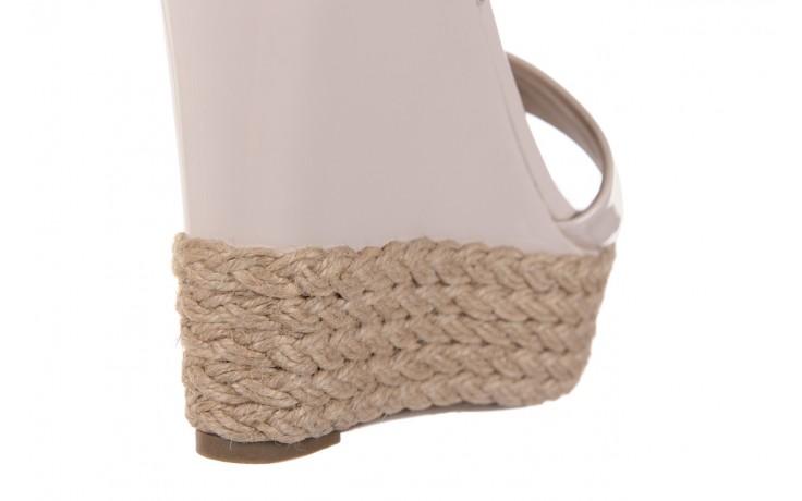 Sandały bayla-109 911001 varnish ivory, beż, skóra ekologiczna lakierowana - bayla - nasze marki 5
