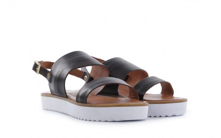Sandały bayla-112 428-015.2263 siyah - black, czarny, skóra naturalna - bayla - nasze marki 1