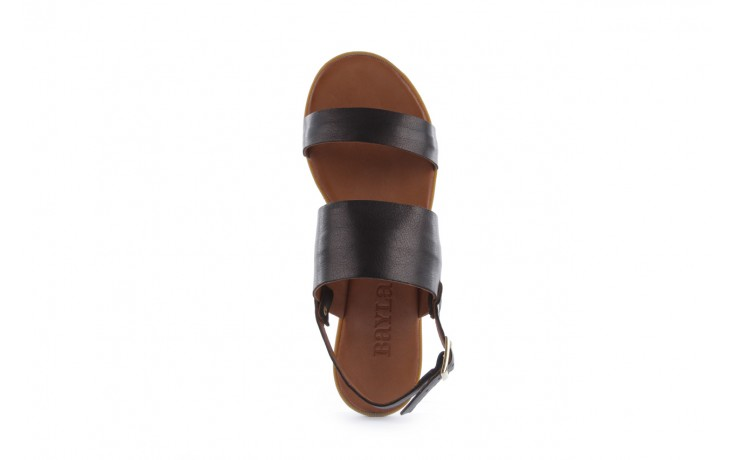 Sandały bayla-112 428-015.2263 siyah - black, czarny, skóra naturalna - bayla - nasze marki 4