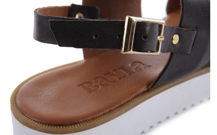 Sandały bayla-112 428-015.2263 siyah - black, czarny, skóra naturalna - bayla - nasze marki 5